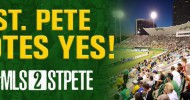 Tampa Bay Rowdies take major step in MLS push as St. Petersburg residents vote in favor of Al Lang Stadium referendum