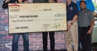 KISS legends Paul Stanley and Gene Simmons host veterans' luncheon at Rock & Brews Oviedo