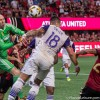 Record Major League Soccer Crowd Sees Atlanta and Orlando Share The Spoils