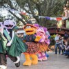 Busch Gardens extends Sesame Street Halloween event throughout October