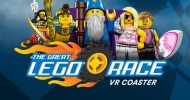 LEGOLAND® Florida Resort Offers First Look at Virtual Reality Roller Coaster Experience Opening in Spring 2018