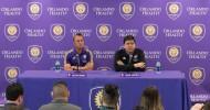 Orlando City Soccer talks up 2018 MLS season