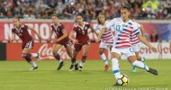 Alex Morgan brace steers USA to 4-1 victory over Mexico