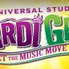 Universal Orlando's Mardi Gras celebration kicks off this weekend