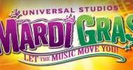 Universal Orlando's Mardi Gras celebration kicks off this weekend