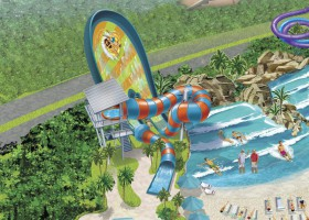 "Aquatica Orlando's ""Karekare Curl"" opens to the public on April 12"