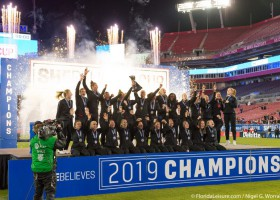 England win 2019 SheBelieves Cup, USA is runner up