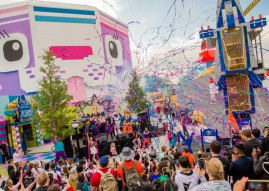 Legoland Florida Resort debuts newest and largest expansion with opening of The Lego Movie World