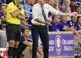 Orlando City fall 2-1 to Rooney inspired D.C. Utd as refereeing decisions play crucial role