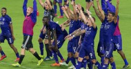 Late goals seal victory for Orlando City over Colorado