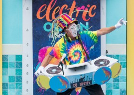 Electric Ocean returns to SeaWorld Orlando