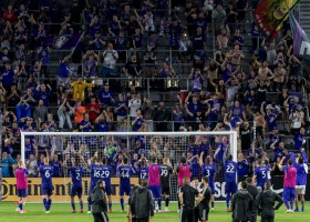Orlando City defeats New England to advance to U.S. Open Cup Quarter Finals