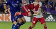 New York Red Bulls take victory in Orlando