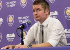 Orlando City terminates contract with Head Coach James O'Connor