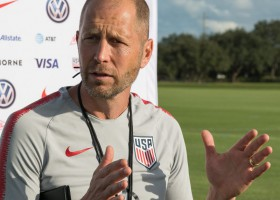 Christian Pulisic out as Gregg Berhalter names 23 players for vital Concacaf Nations League games
