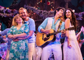 Jimmy Buffett's Escape to Margaritaville opening night in Orlando