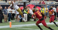 Notre Dame wins big against Iowa State in Camping World Bowl
