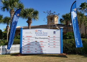 PNC Father Son Challenge begins in Orlando tomorrow