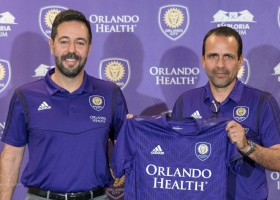 Orlando City Soccer welcomes new Head Coach Óscar Pareja to the club
