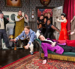 The Play That Goes Wrong opens in Orlando