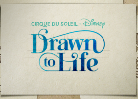 Drawn to Life: New Cirque du Soleil Production to Open at Disney Springs in 2020