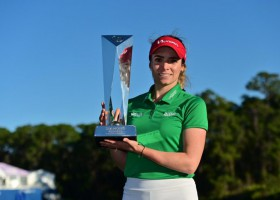 Gaby Lopez wins Diamond Resorts Tournament of Champions after 7-hole playoff