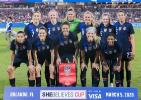 SheBelieves Cup opens with wins for USA & Spain in Orlando
