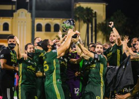 "Portland defeats Orlando to take ""MLS is Back"" title"