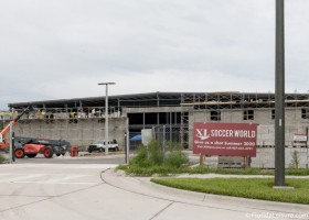 XL Soccer World expansion shines positive light in uncertain times!