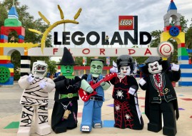 Legoland Florida invites you to some spooky fun at Brick or Treat
