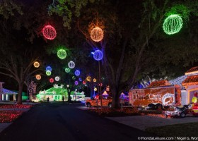 Give Kids The World Village Launches Sparkling New Holiday Tradition with Night of a Million Lights