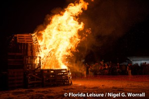 British Bonfire - BritWeek, Kissimmee, Florida - 8th November 2014 (Photographer: Nigel G. Worrall)