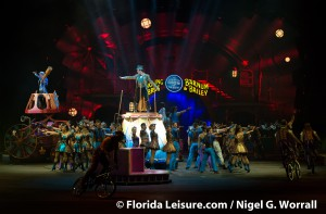 Circus Extreme - Ringling Bros. and Barnum & Bailey , 8 January 2015 (Photographer: Nigel G. Worrall)