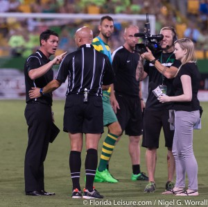 Tampa Bay Rowdies 2 San Antonio Scorpions 0, Al Lang Stadium, St. Petersburg, Florida - 19th September 2015 (Photographer: Nigel G Worrall)