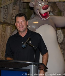 Inaugural Diamond Resorts Invitational Celebrity Golf Tournament Announcement, Florida Hospital, Orlando, Florida - 14th October 2015 (Photographer: Nigel G Worrall)