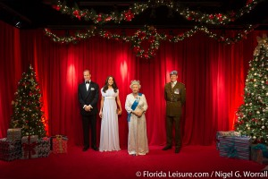 Madame Tussauds Orlando, I-Drive 360, International Drive, Orlando,  Florida - 10th December2015 (Photographer: Nigel G Worrall)
