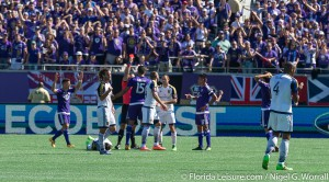 Orlando City Soccer 2 Real Salt Lake 2, Orlando Citrus Bowl, Orlando, Florida - 6th March 2016 (Photographer: Nigel G Worrall)