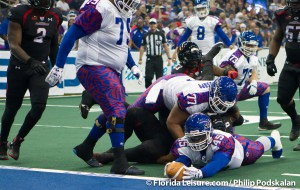 Tampa Bay Storm vs Orlando Predators