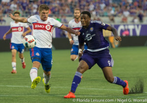 Orlando City Soccer 1 Toronto FC 2, Camping World Stadium, Orlando, Florida - 24th August 2016 (Photographer: Nigel G Worrall)