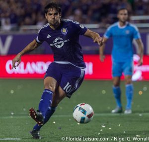 Orlando City Soccer 2 New York City FC 1, Camping World Stadium, Orlando, Florida - 28th August 2016 (Photographer: Nigel G Worrall)