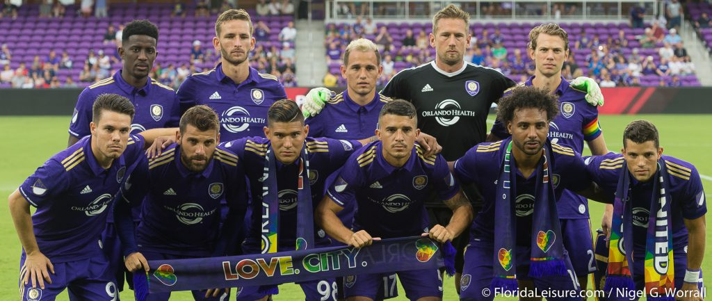 Orlando City Soccer 1 Miami FC 3, Lamar Hunt US Open Cup, Orlando City Stadium, Orlando, 14th June 2017 (Photographer: Nigel G Worrall)
