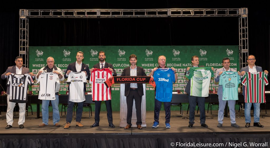 2018 Florida Cup, Orlando, Florida - 9th January 2018 (Photographer: Nigel G Worrall)